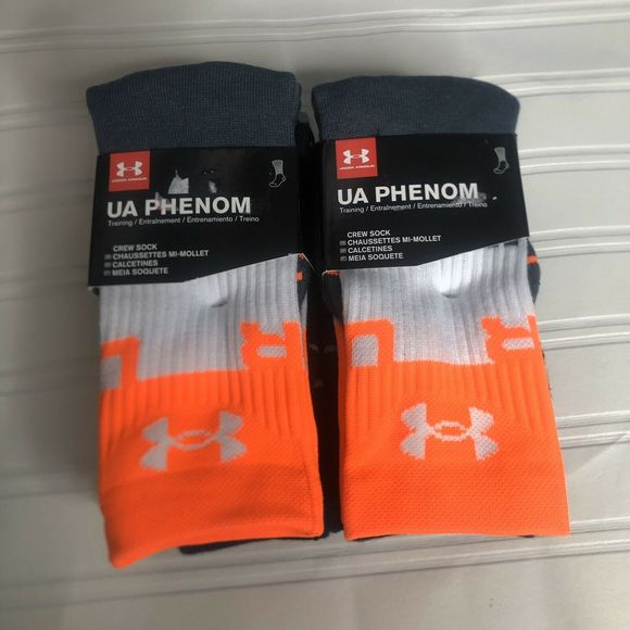 Under Armour Other - Under Armour Youth Phenom Crew Socks